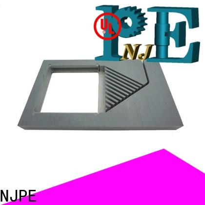 NJPE adjusted precision cnc supply for automobile