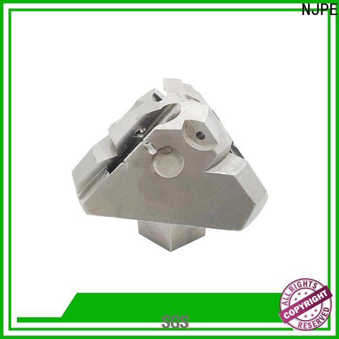 NJPE adjustable rapid cnc machining suppliers for automobile