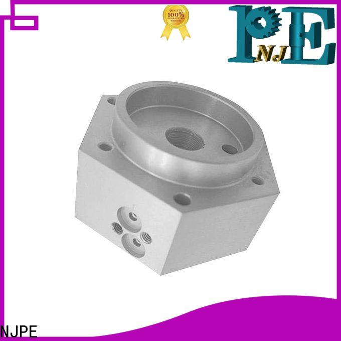 NJPE professional large machining for business for equipments