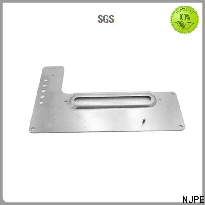 NJPE fashion design short run cnc machining factory price for industrial automation