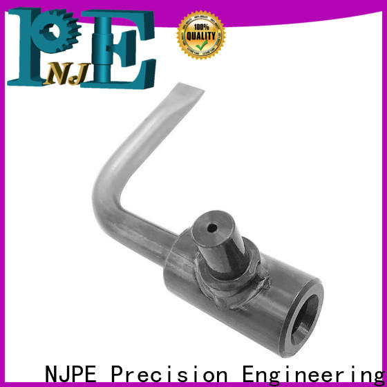 NJPE steel tube bending services in china for equipments