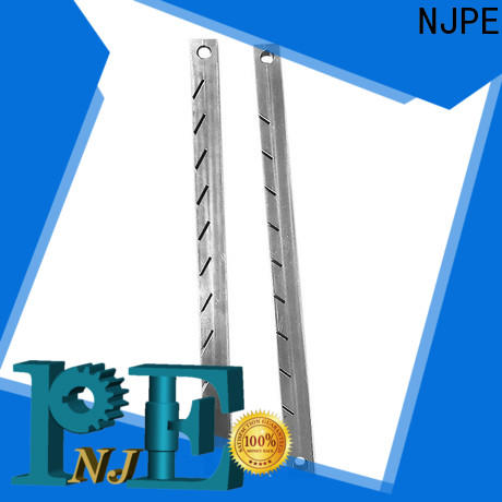 NJPE adjustable precision cnc machining factory for automobile