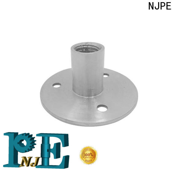 NJPE stainless cnc knee mill overseas market for equipments