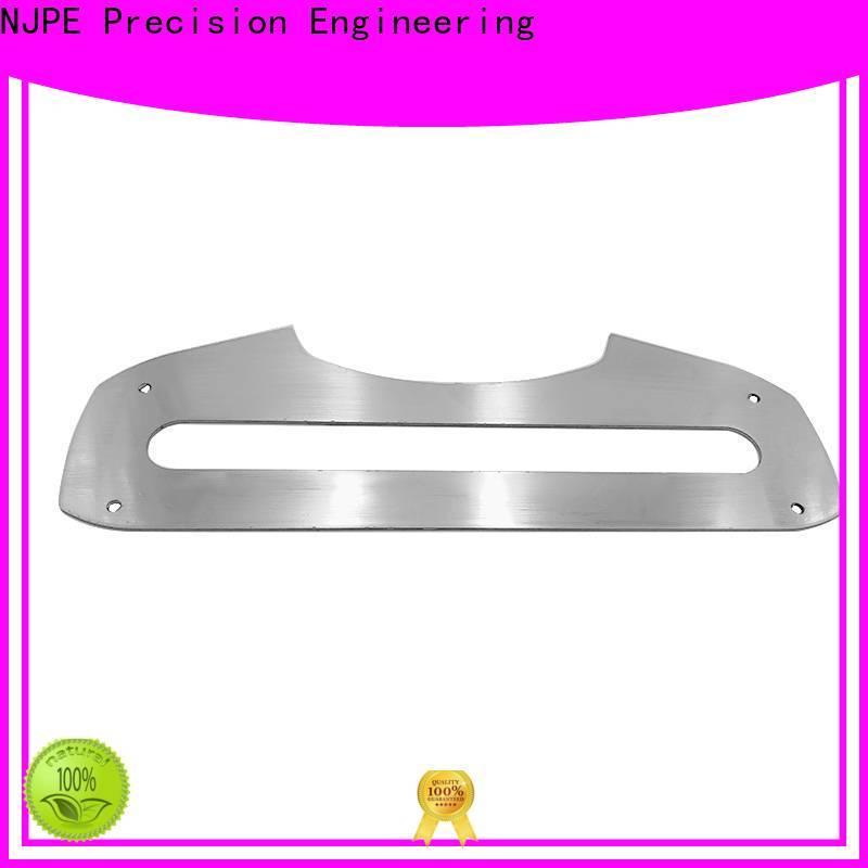 NJPE Custom sheet metal embossing tools overseas market for automobile