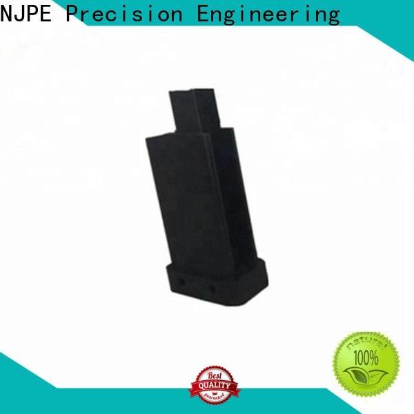 NJPE machined cnc turning parts energy saving for air valve