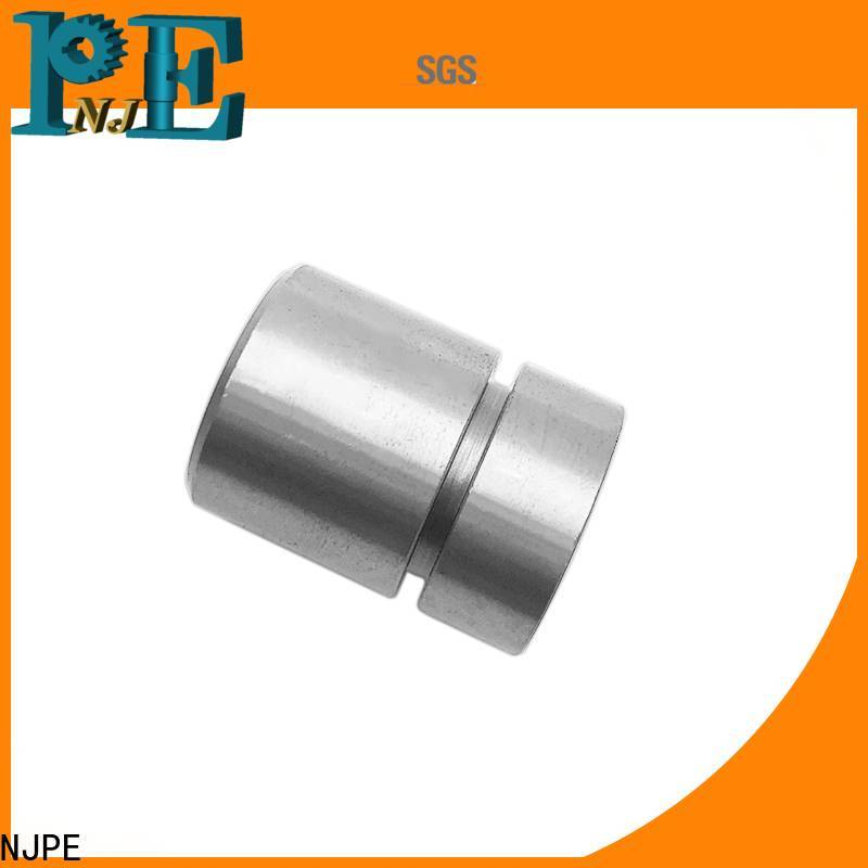 NJPE aluminum cnc device factory for equipments