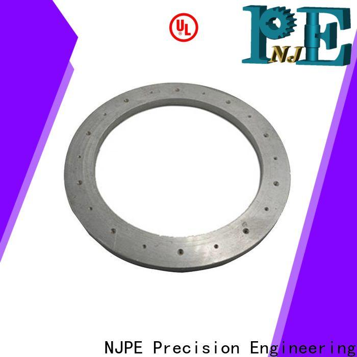 NJPE flange casting forging difference overseas market for equipments