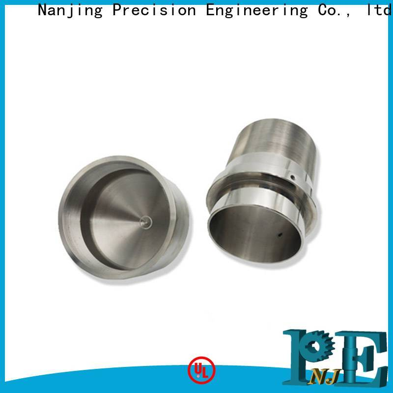 NJPE turning large machining suppliers for air valve