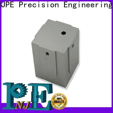 NJPE parts rapid cnc services energy saving for equipments
