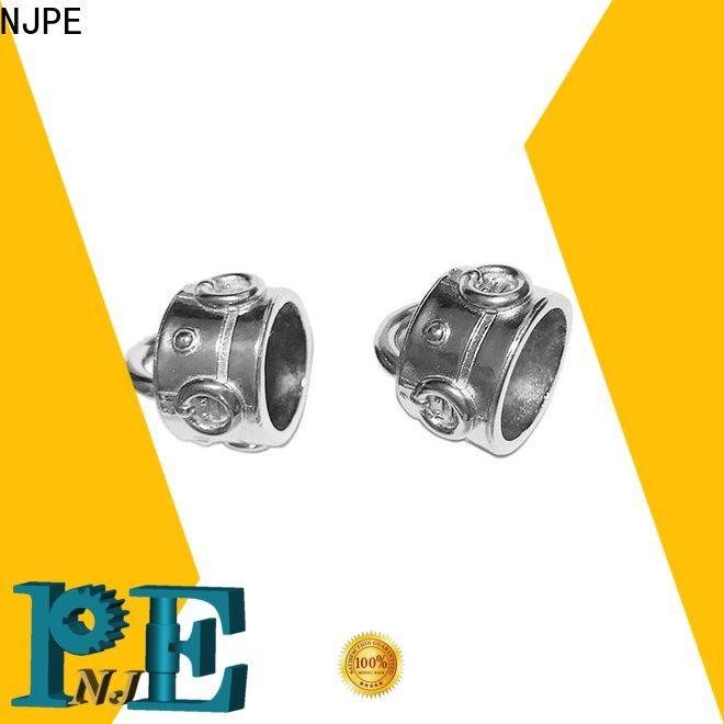 NJPE good quality cnc turning center from china for industrial automation