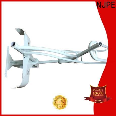 NJPE bending welding steel fabrication marketing for equipments