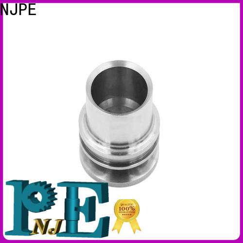 NJPE keyway cnc mill conversion marketing for automobile