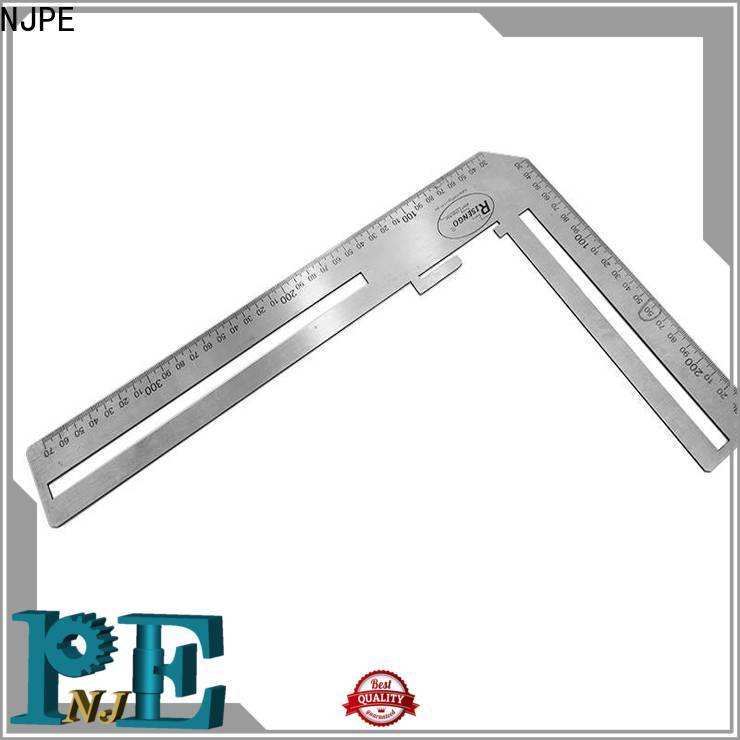 NJPE fashion design north central fabricators overseas market for industrial automation