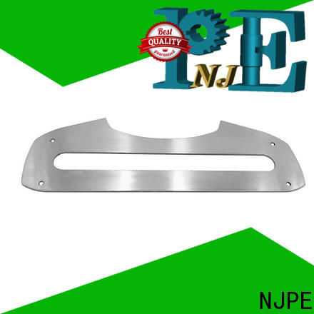 NJPE cover precision cnc machining services suppliers for equipments