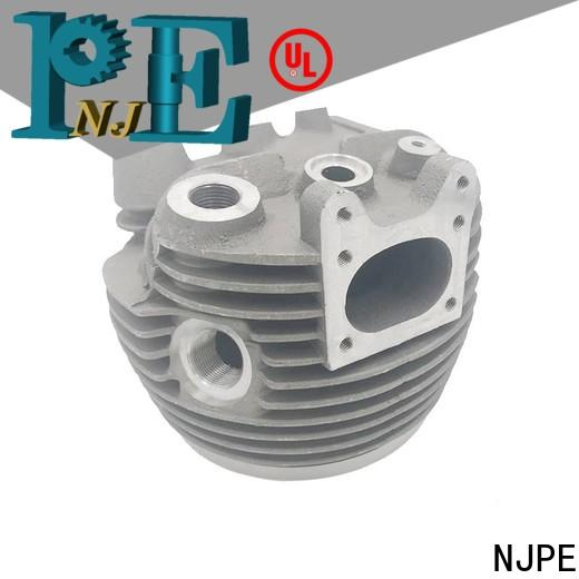 NJPE perfect cnc 3d from china for automobile