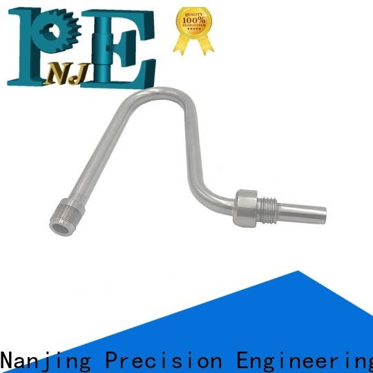 NJPE adjustable square tube forming shop now for air valve