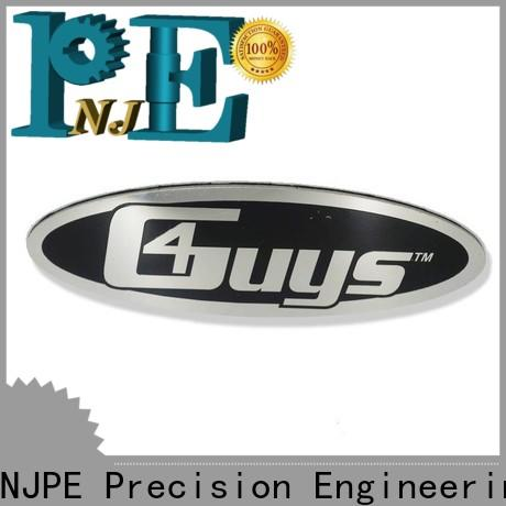 NJPE hard cnc punching services marketing for automobile