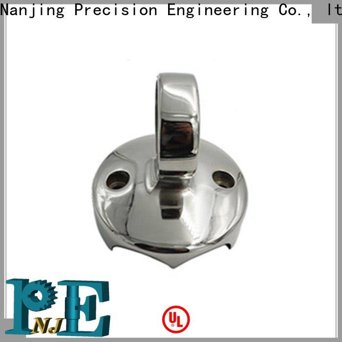 NJPE New cnc machining quote manufacturer for equipments