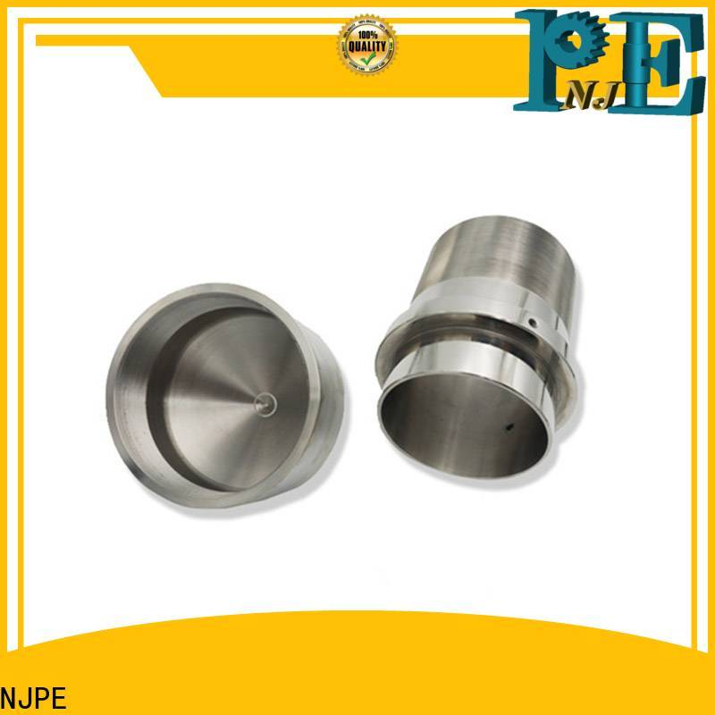 Top 4 axis machining parts factory price for air valve