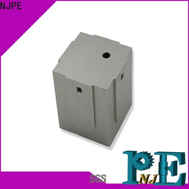 NJPE detailed cnc mill build suppliers for automobile