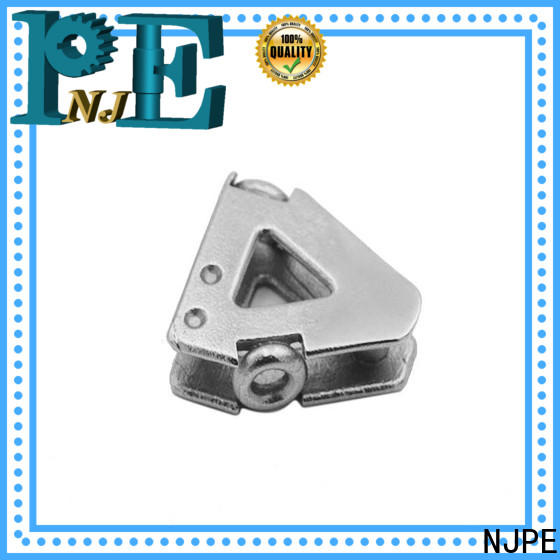 NJPE multiple choice custom aluminum milling manufacturers for industrial automation