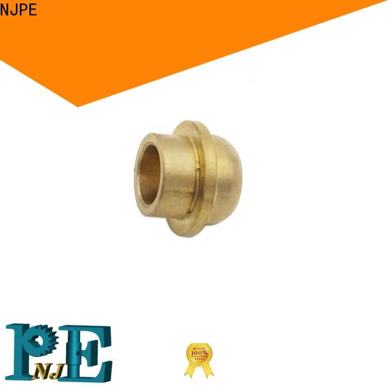 NJPE hexagonal stainless steel machining for business for industrial automation