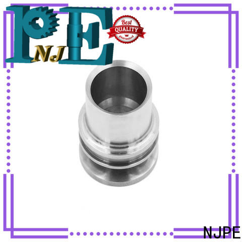 NJPE security precision machining services manufacturer for equipments