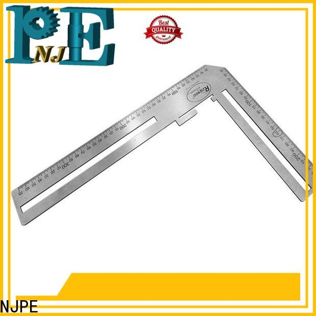 NJPE Custom stamped steel in china for automobile