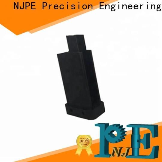 NJPE custmized new cnc mill for business for air valve