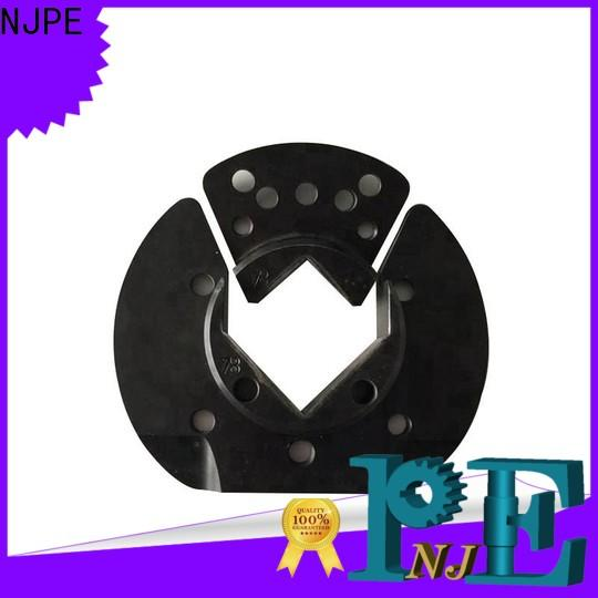 NJPE high quality fitting assembly supply for industrial automation