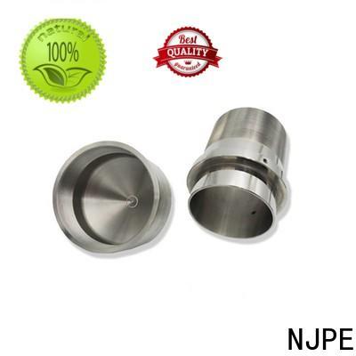 NJPE Latest aluminum machining service marketing for industrial automation