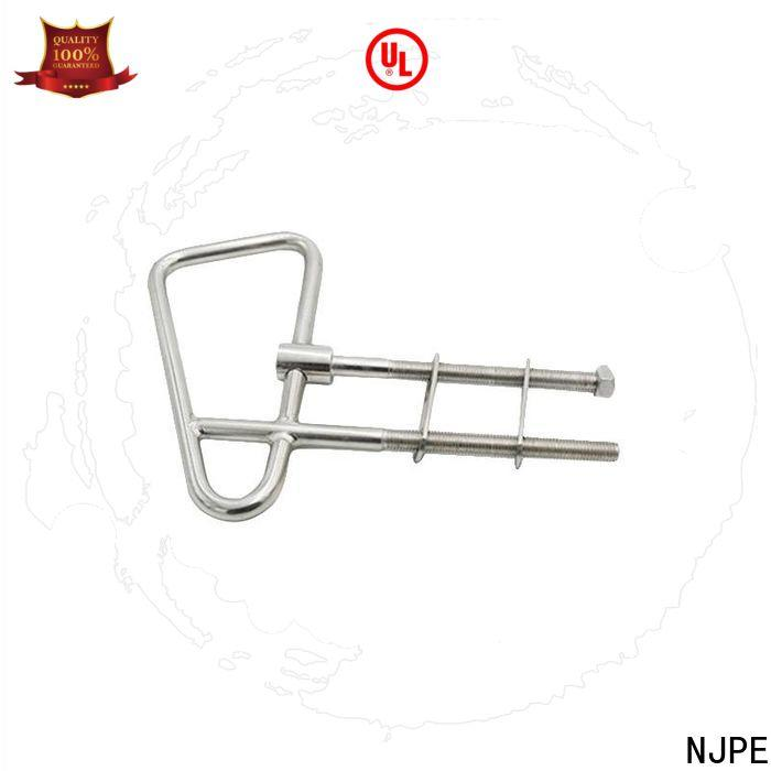 NJPE holder small metal parts fabrication manufacturers for air valve