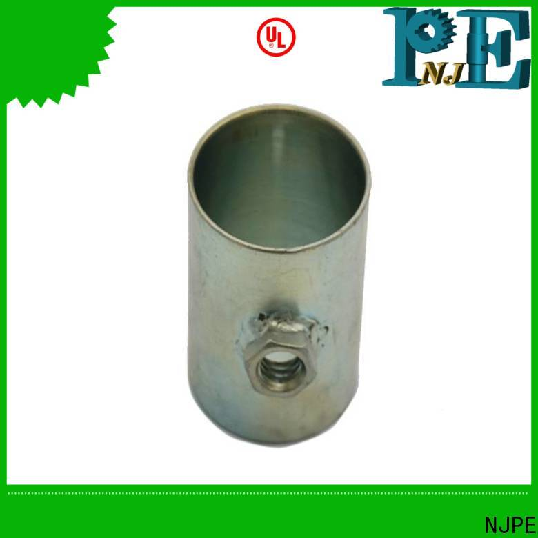 NJPE Custom welding and fabrication services in china for industrial automation