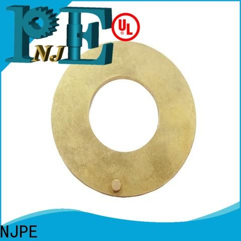 NJPE professional types of cnc simple operation for industrial automation