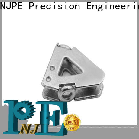 NJPE in different shapes firstcut protolabs manufacturer for equipments
