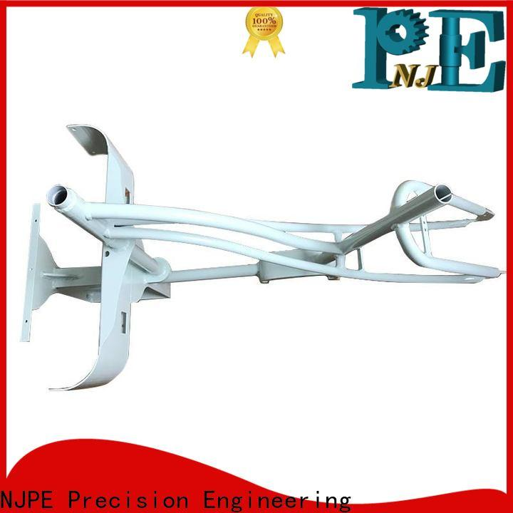 Wholesale welding metal fabrication bracket manufacturers for air valve
