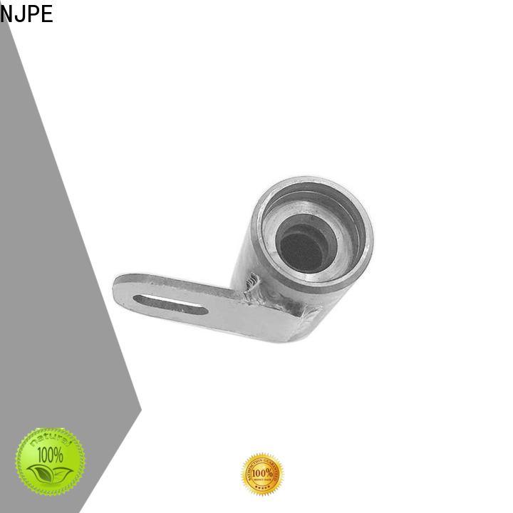 NJPE stainless cnc turning and milling for business for equipments