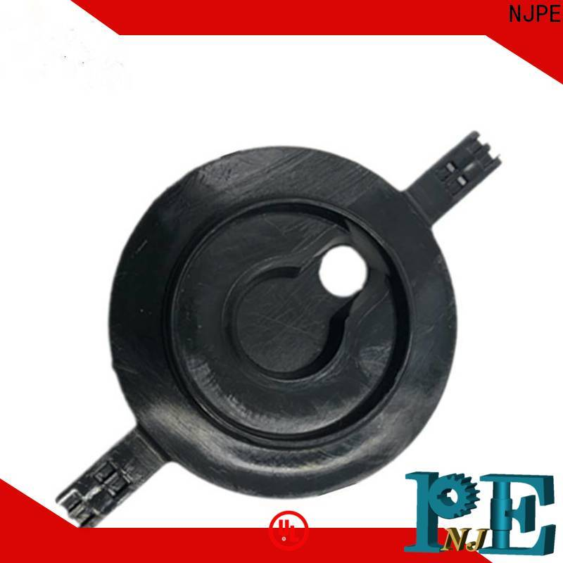 NJPE injection molding plastic types Supply for equipments