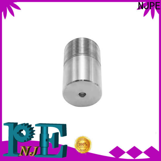 security horizontal cnc machined factory for air valve