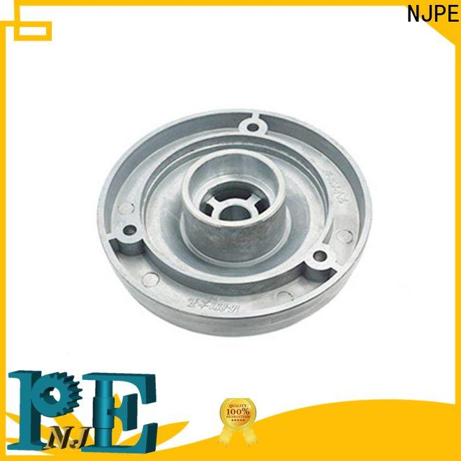 NJPE cart metal machinist shop now for automobile