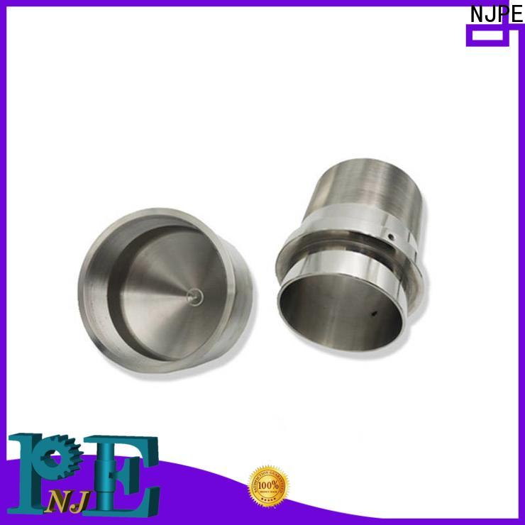 NJPE stainless best cnc mill simple operation for industrial automation