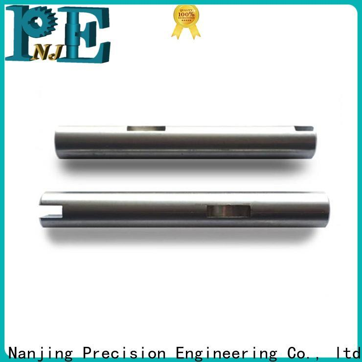 New cnc turning parts connector company for industrial automation