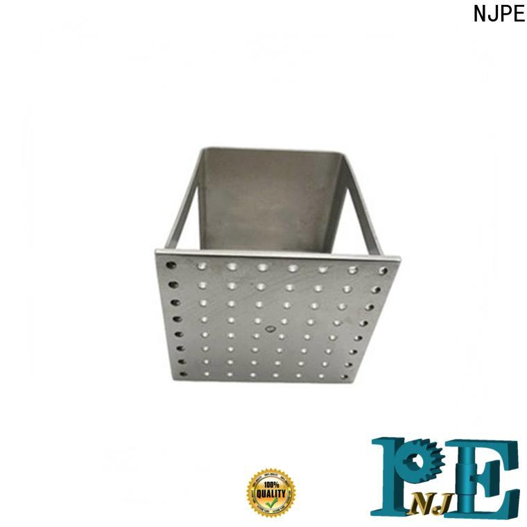 NJPE Top metal tube fabrication suppliers for automobile