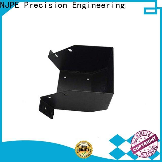 NJPE helmet stamped metal plates factory price for automobile