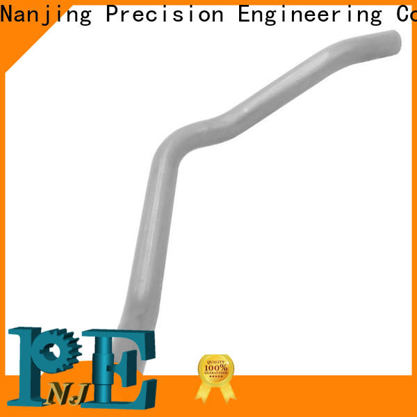 NJPE pipe bending services for business for air valve