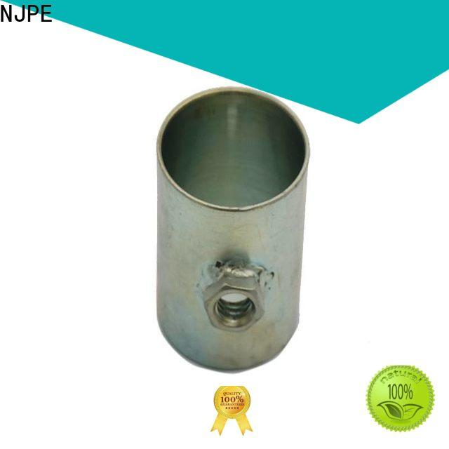 NJPE durable metal fabrication factory company for air valve