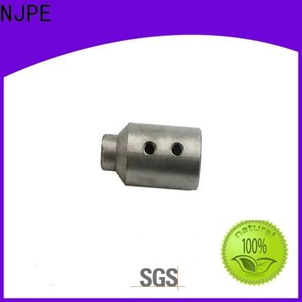NJPE turned cnc shop simple operation for air valve