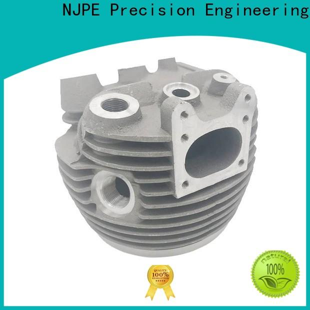 NJPE cart cnc manufacturing suppliers for industrial automation