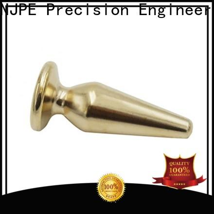 NJPE stainless cnc cutting service supply for automobile