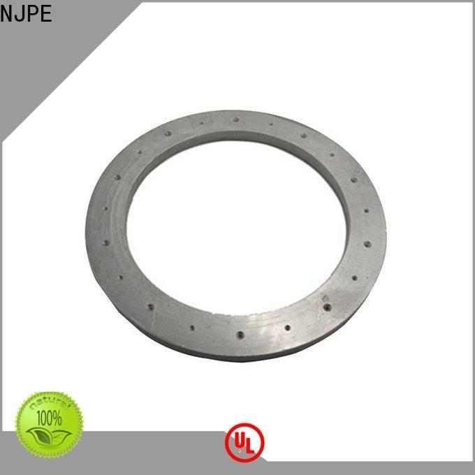 NJPE Custom casting vs forging vs machining manufacturers for equipments